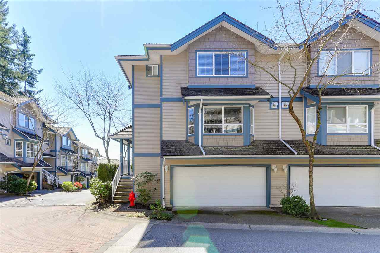 """Photo 2: Photos: 12 241 PARKSIDE Drive in Port Moody: Heritage Mountain Townhouse for sale in """"PINEHURST"""" : MLS®# R2361152"""