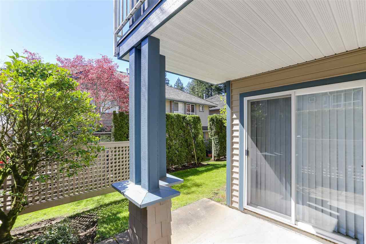"""Photo 19: Photos: 12 241 PARKSIDE Drive in Port Moody: Heritage Mountain Townhouse for sale in """"PINEHURST"""" : MLS®# R2361152"""