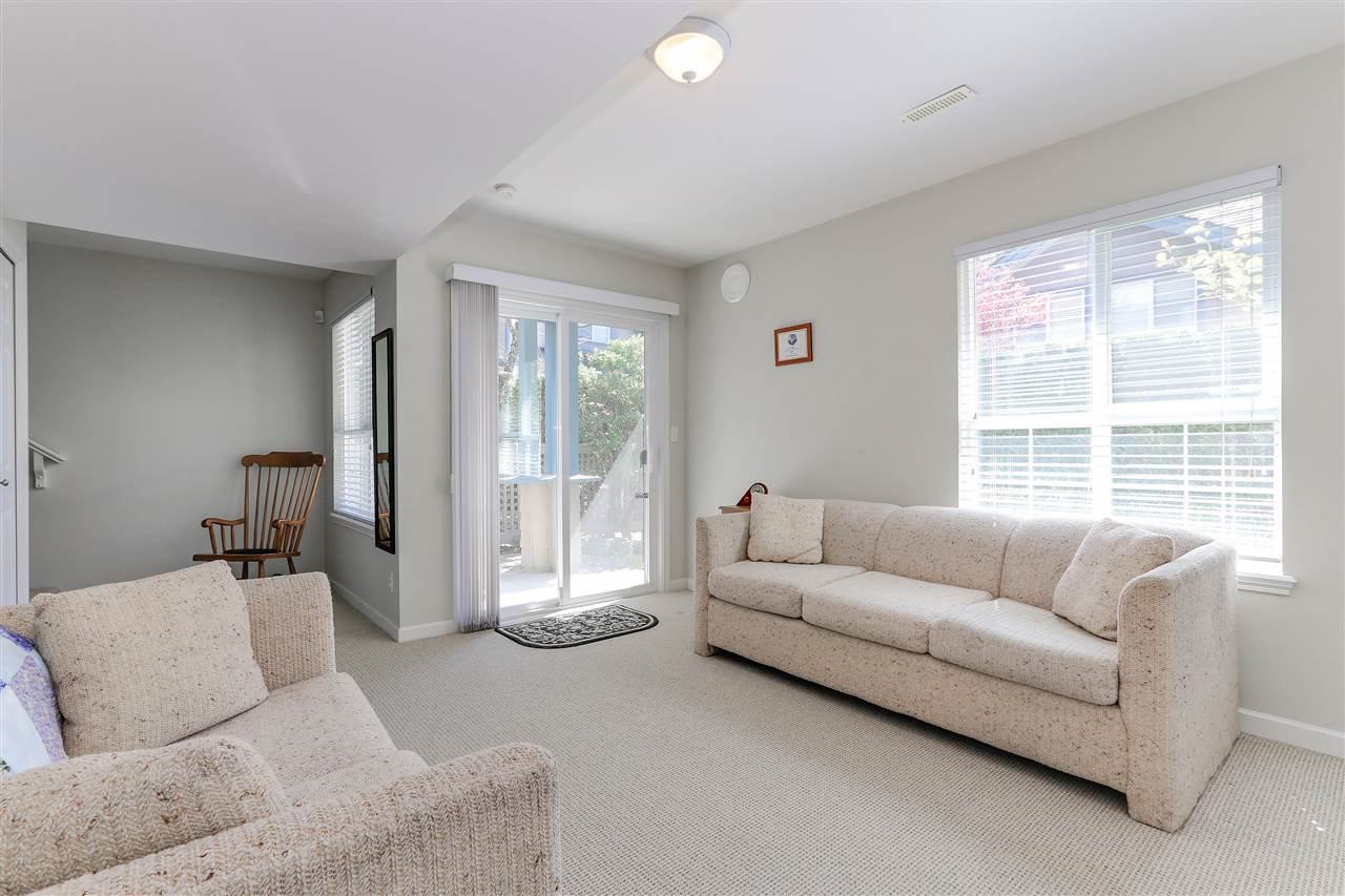 """Photo 17: Photos: 12 241 PARKSIDE Drive in Port Moody: Heritage Mountain Townhouse for sale in """"PINEHURST"""" : MLS®# R2361152"""
