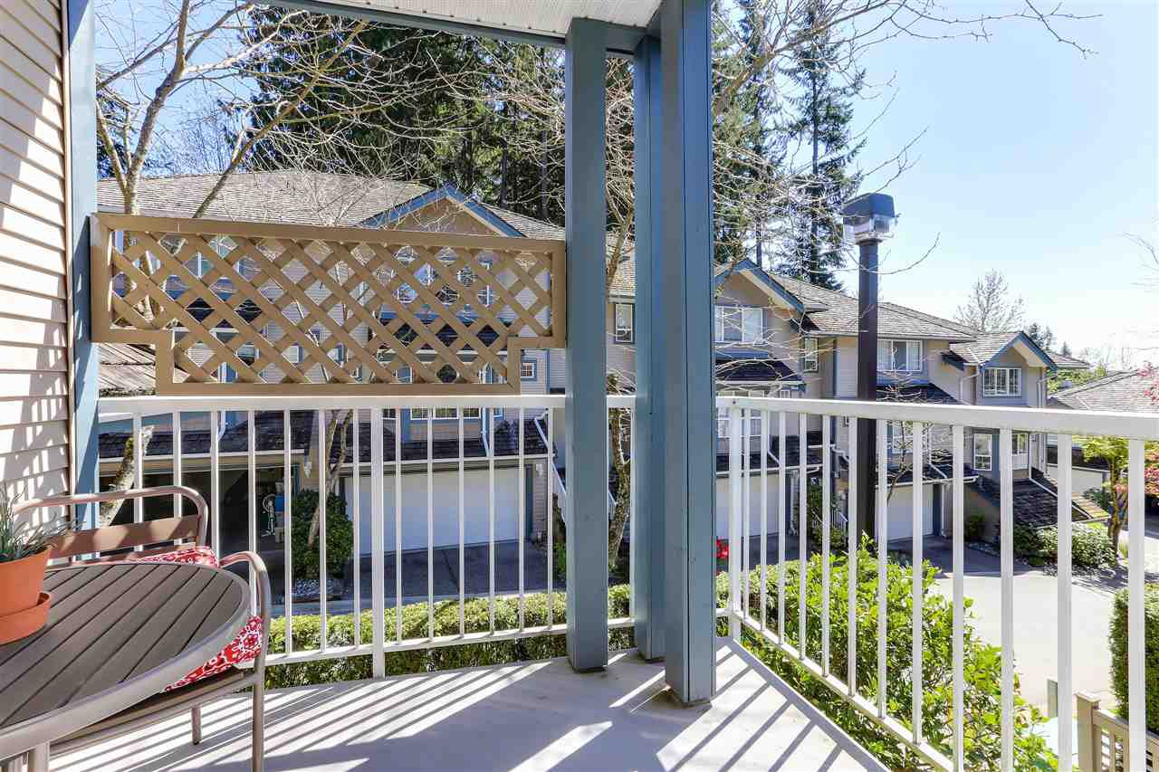 """Photo 10: Photos: 12 241 PARKSIDE Drive in Port Moody: Heritage Mountain Townhouse for sale in """"PINEHURST"""" : MLS®# R2361152"""