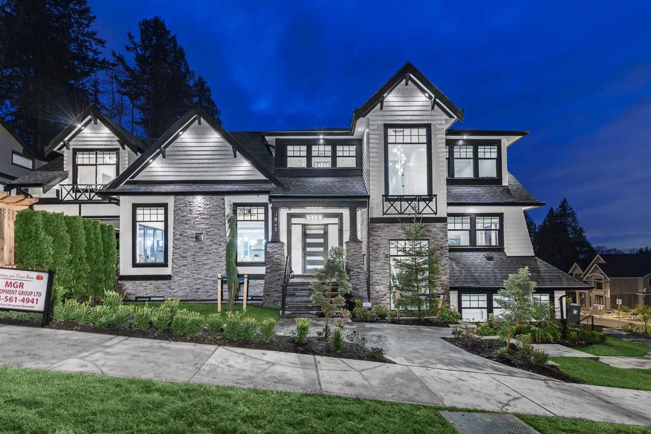 "Main Photo: 3045 167 Street in Surrey: Grandview Surrey House for sale in ""April Creek"" (South Surrey White Rock)  : MLS®# R2367163"