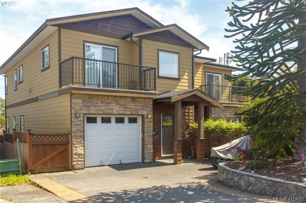 Main Photo: 927 Shirley Rd in VICTORIA: Es Kinsmen Park Half Duplex for sale (Esquimalt)  : MLS®# 813669
