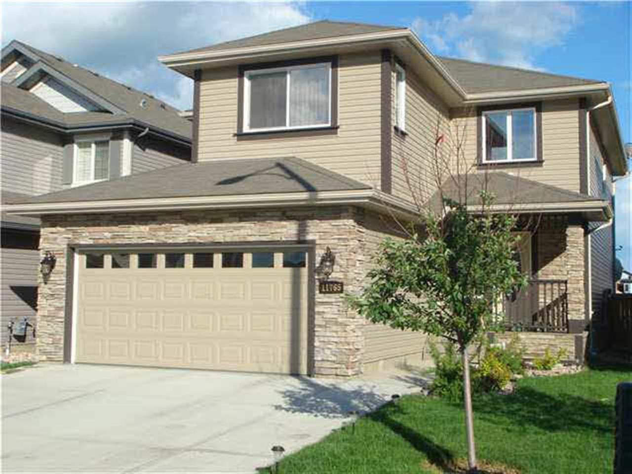 Main Photo: 11765 13A Avenue in Edmonton: Zone 55 House for sale : MLS®# E4187825
