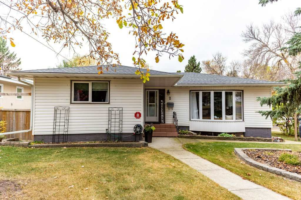 Main Photo: 2 Greenwich Crescent: St. Albert House for sale : MLS®# E4217417