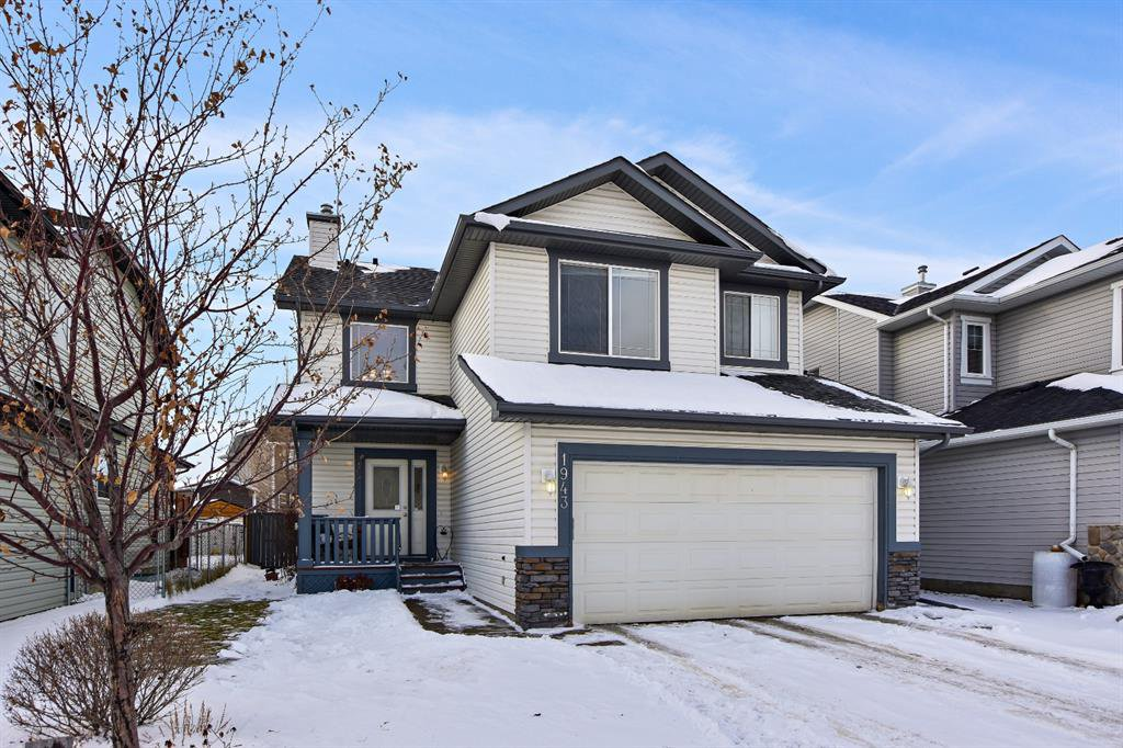 Main Photo: 1943 Woodside Boulevard NW: Airdrie Detached for sale : MLS®# A1049643