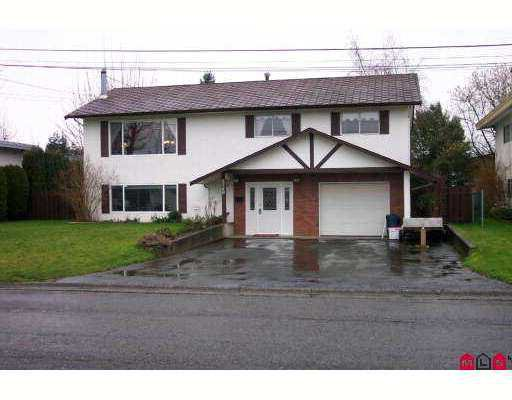 Main Photo: 8750 BUTCHART ST in Chilliwack: Chilliwack E Young-Yale House for sale : MLS®# H2600250