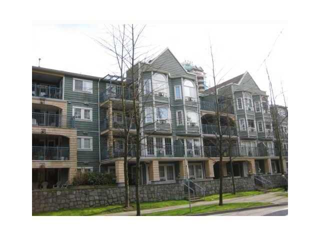 "Main Photo: 306 1189 WESTWOOD Street in Coquitlam: North Coquitlam Condo for sale in ""LAKESIDE TERRACE"" : MLS®# V870307"