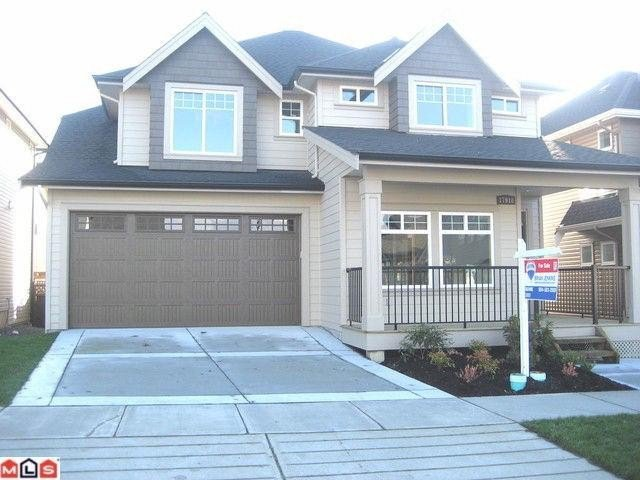 "Main Photo: 17910 70A Avenue in Surrey: Cloverdale BC House for sale in ""SADDLE CREEK"" (Cloverdale)  : MLS®# F1202384"