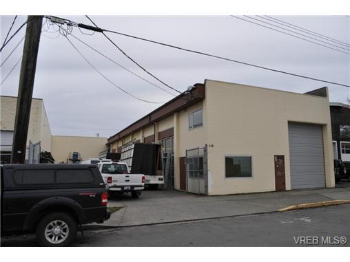 Main Photo: 518 Hillside Ave in VICTORIA: Vi Rock Bay Industrial for sale (Victoria)  : MLS®# 688613