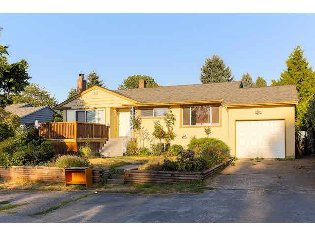 Main Photo: 11028 135A Street in Surrey: Bolivar Heights House for sale (North Surrey)  : MLS®# F1450300
