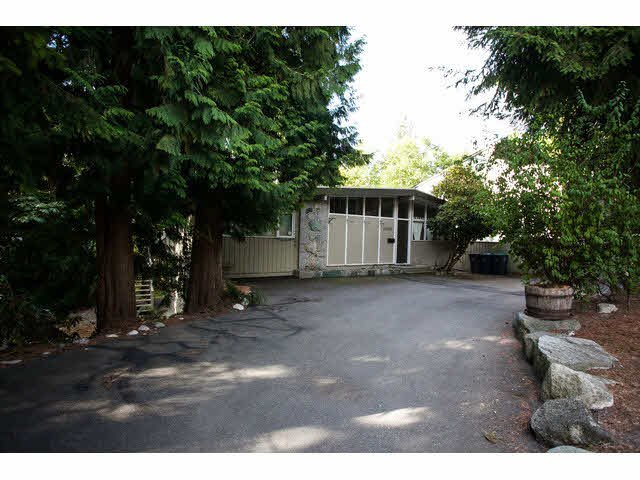 "Main Photo: 13368 COULTHARD Road in Surrey: Panorama Ridge House for sale in ""Panorama Ridge"" : MLS®# F1450526"
