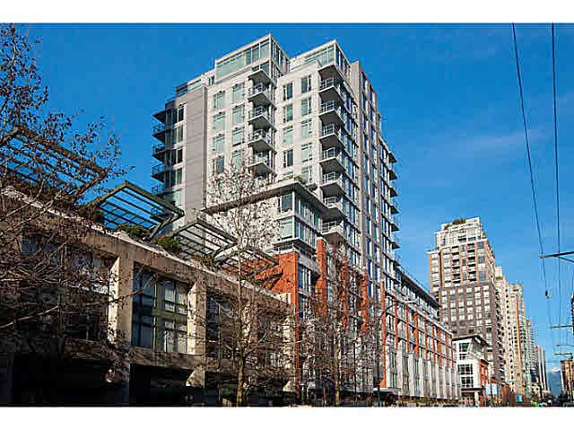 """Main Photo: 805 1133 HOMER Street in Vancouver: Yaletown Condo for sale in """"H&H"""" (Vancouver West)  : MLS®# V1142665"""