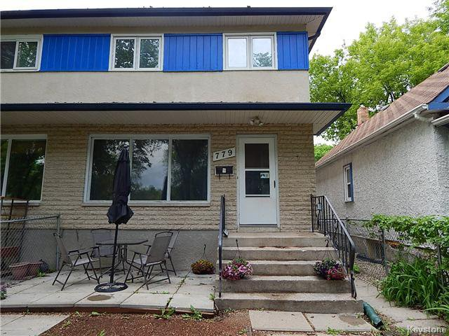 Main Photo: 779 Rathgar Avenue in Winnipeg: Manitoba Other Residential for sale : MLS®# 1614010
