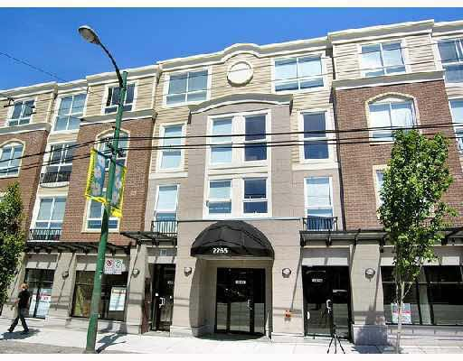 Main Photo: 310 2265 E HASTINGS STREET in : Hastings Condo for sale : MLS®# V756968