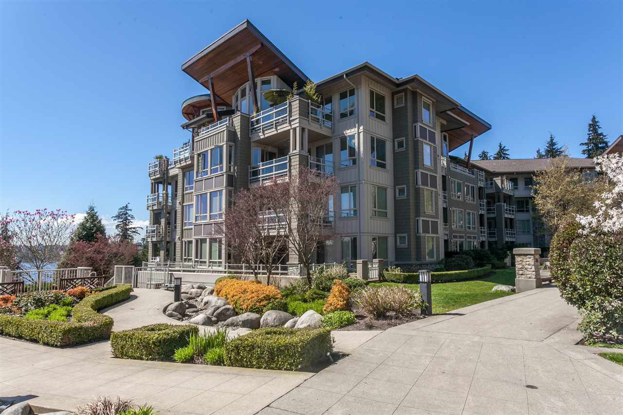 Main Photo: 505 560 RAVEN WOODS DRIVE in North Vancouver: Roche Point Condo for sale : MLS®# R2158758