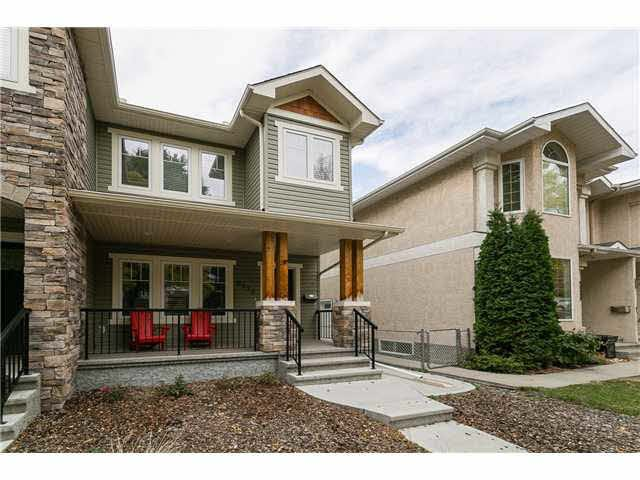 Main Photo: 9226 92 Street NW in Edmonton: House Half Duplex for sale : MLS®# E3391977