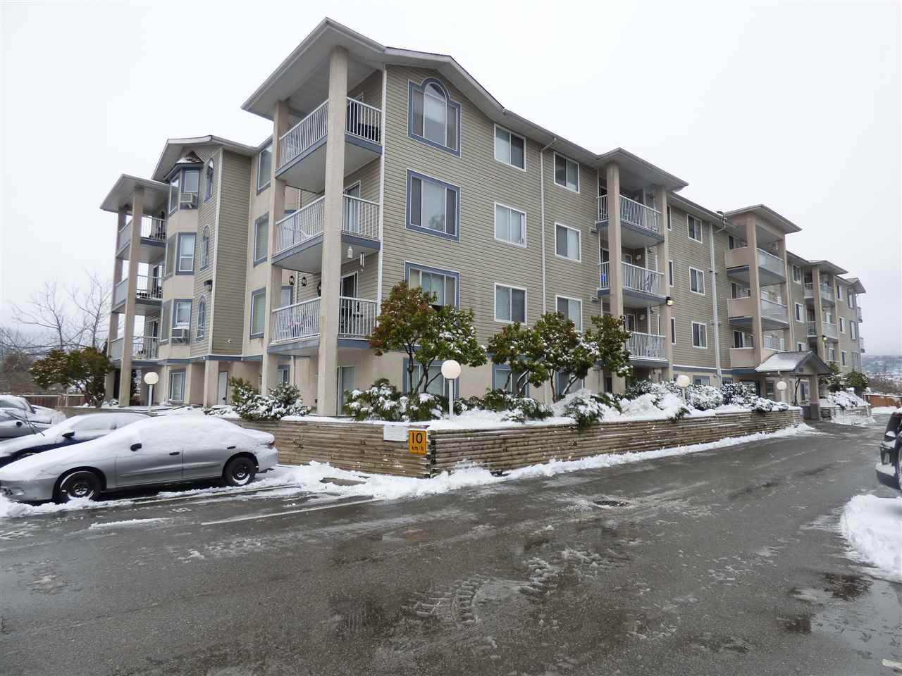 Main Photo: 207 8537 YOUNG Road in Chilliwack: Chilliwack W Young-Well Condo for sale : MLS®# R2231750