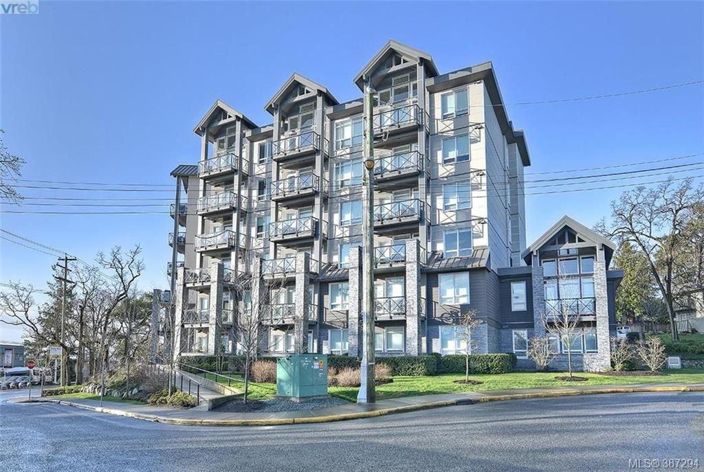 Main Photo: 410 924 ESQUIMALT Road in VICTORIA: Es Old Esquimalt Condo Apartment for sale (Esquimalt)  : MLS®# 387294