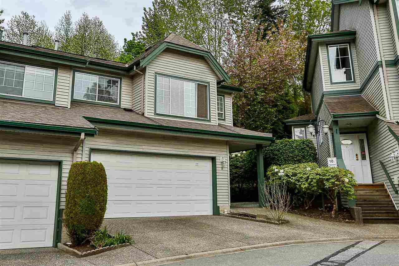 "Main Photo: 33 7465 MULBERRY Place in Burnaby: The Crest Townhouse for sale in ""SUNRIDGE"" (Burnaby East)  : MLS®# R2264135"