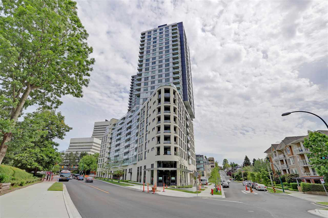 "Main Photo: 3007 5470 ORMIDALE Street in Vancouver: Collingwood VE Condo for sale in ""Wall Centre Central Park Tower 3"" (Vancouver East)  : MLS®# R2285151"