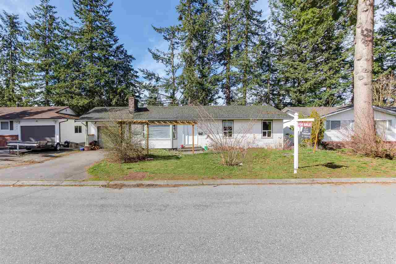Main Photo: 2147 TOPAZ STREET in : Abbotsford West House for sale : MLS®# R2251220