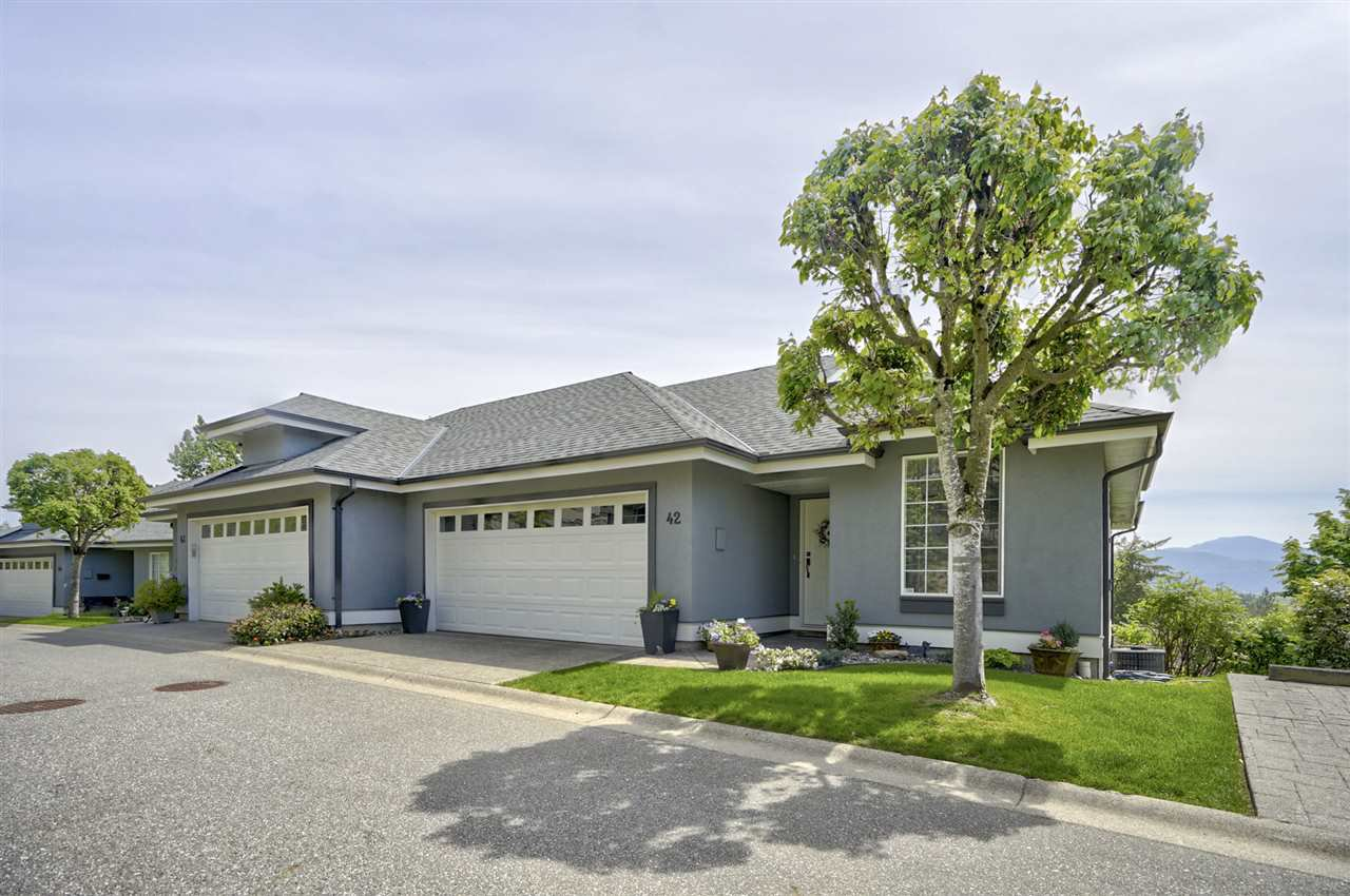"""Main Photo: 42 2068 WINFIELD Drive in Abbotsford: Abbotsford East Townhouse for sale in """"The Summit"""" : MLS®# R2367389"""