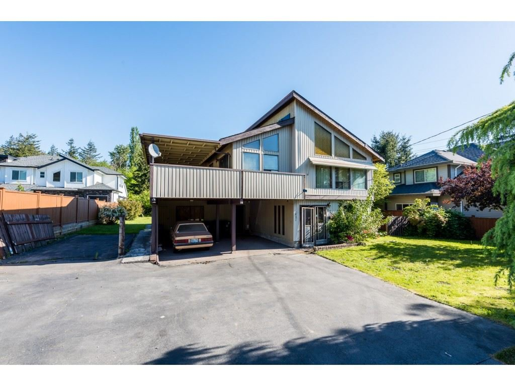 Main Photo: 15575 20 Avenue in Surrey: King George Corridor House for sale (South Surrey White Rock)  : MLS®# R2368522