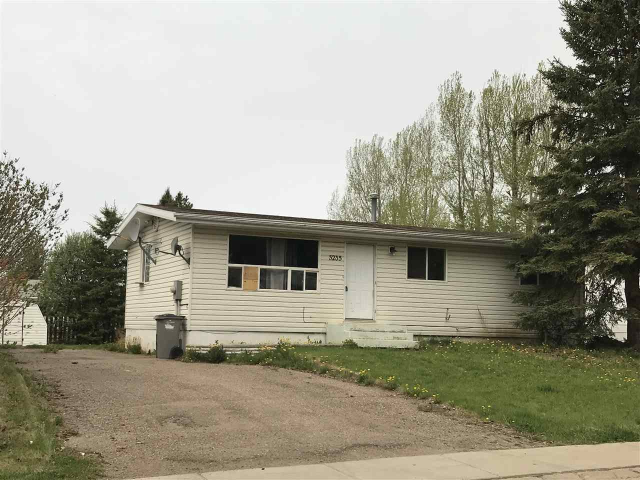 """Main Photo: 5235 TAMARACK Crescent in Fort Nelson: Fort Nelson -Town House for sale in """"EAST SUB"""" (Fort Nelson (Zone 64))  : MLS®# R2375976"""