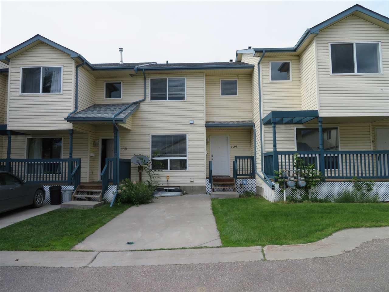 Main Photo: 129 10909 106 Street in Edmonton: Zone 08 Townhouse for sale : MLS®# E4164659
