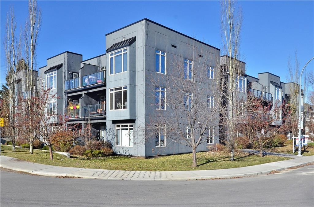 Main Photo: 208 1939 30 Street SW in Calgary: Killarney/Glengarry Apartment for sale : MLS®# C4275033