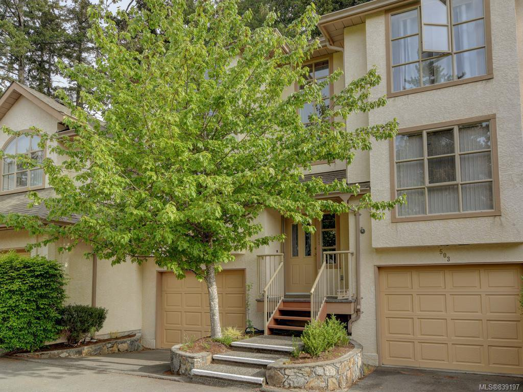 Main Photo: 502 510 Marsett Pl in Saanich: SW Royal Oak Row/Townhouse for sale (Saanich West)  : MLS®# 839197