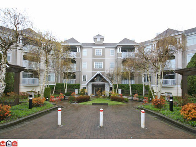 """Main Photo: 311 20897 57TH Avenue in Langley: Langley City Condo for sale in """"Arbour Lane"""" : MLS®# F1110428"""
