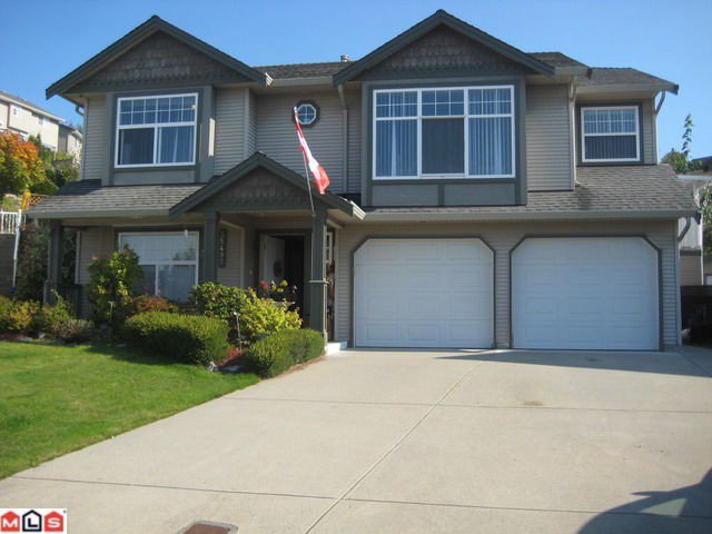 Main Photo: 35492 STRATHCONA Court in Abbotsford: Abbotsford East House for sale : MLS®# F1124867