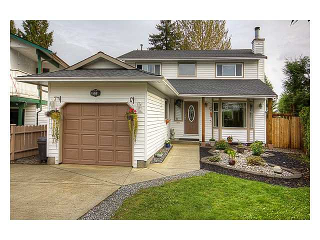 "Main Photo: 3116 REDONDA Drive in Coquitlam: New Horizons House for sale in ""NEW HORIZON"" : MLS®# V918095"