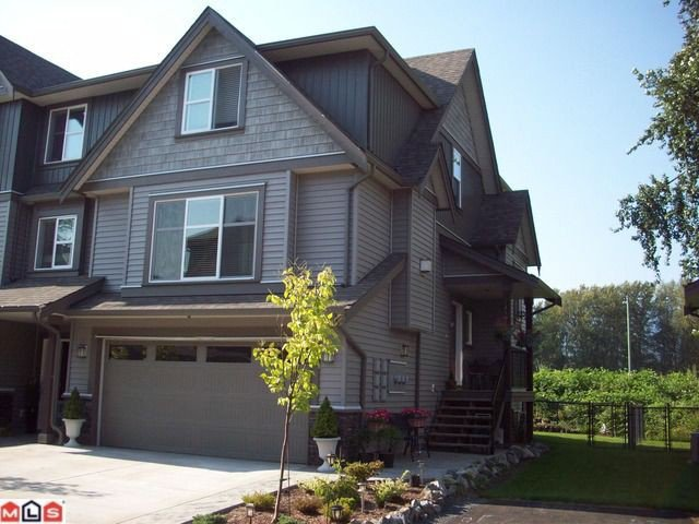 Main Photo: 33 45085 WOLFE Road in Chilliwack: Chilliwack W Young-Well Townhouse for sale : MLS®# H1202950