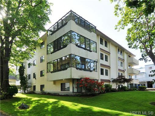 Main Photo: 201 1325 Harrison St in VICTORIA: Vi Downtown Condo Apartment for sale (Victoria)  : MLS®# 671785