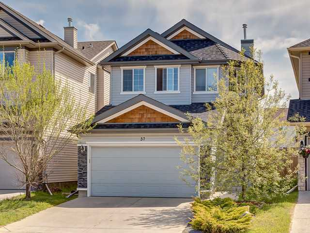 Main Photo: 57 CHAPARRAL RIDGE Rise SE in CALGARY: Chaparral Residential Detached Single Family for sale (Calgary)  : MLS®# C3617632