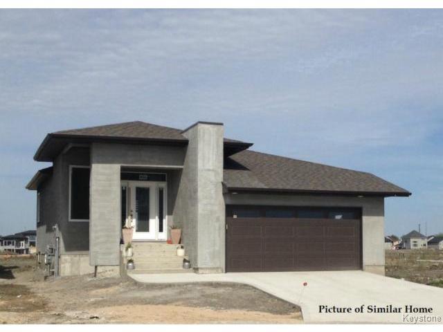 Main Photo: 234 STAN BAILIE Drive in Winnipeg: Residential for sale : MLS®# 1412354