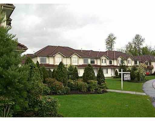 Main Photo: A23 3075 SKEENA ST in Port_Coquitlam: Riverwood Townhouse for sale (Port Coquitlam)  : MLS®# V400764