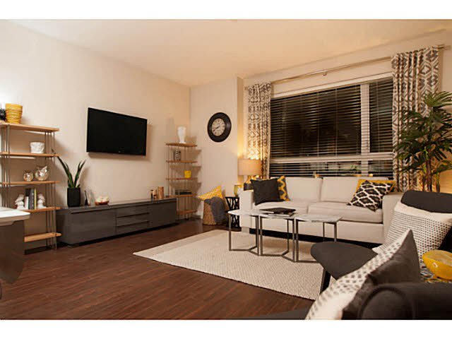 "Main Photo: 201 2351 KELLY Avenue in Port Coquitlam: Central Pt Coquitlam Condo for sale in ""La Via"" : MLS®# V1088071"