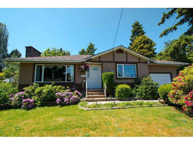 Main Photo: 1361 STAYTE Street: White Rock House for sale (South Surrey White Rock)  : MLS®# F1431789