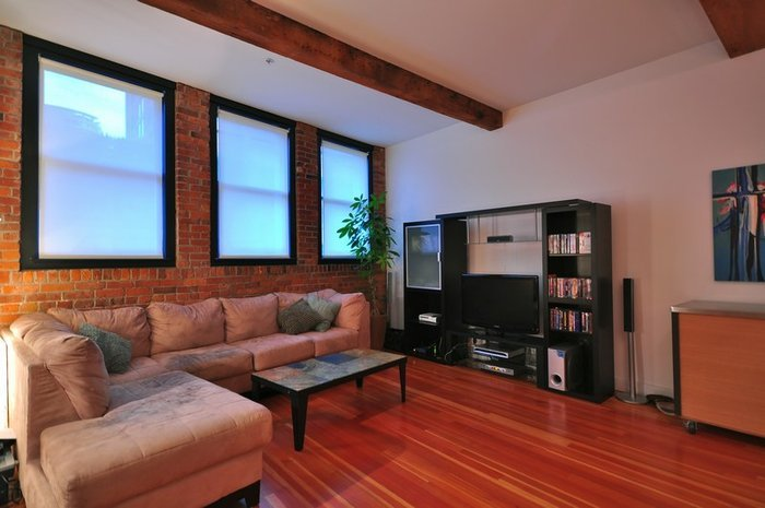Photo 3: Photos: # 102 528 BEATTY ST in Vancouver: Downtown VW Condo for sale (Vancouver West)  : MLS®# V796985