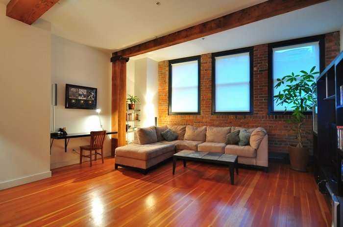Photo 4: Photos: # 102 528 BEATTY ST in Vancouver: Downtown VW Condo for sale (Vancouver West)  : MLS®# V796985