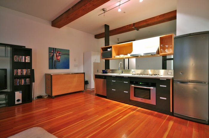 Photo 1: Photos: # 102 528 BEATTY ST in Vancouver: Downtown VW Condo for sale (Vancouver West)  : MLS®# V796985