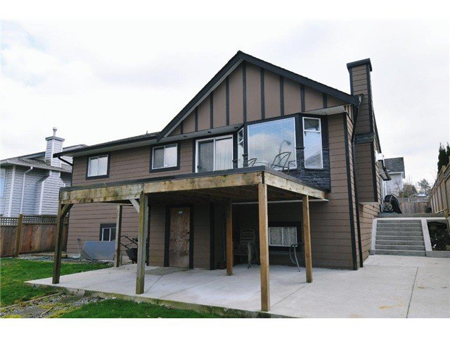 Main Photo: 22840 ABERNETHY Lane in Maple Ridge: East Central House for sale : MLS®# V1106869