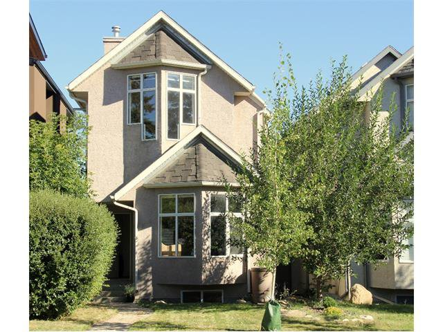 Main Photo: 2114 28 Avenue SW in Calgary: Richmond Park_Knobhl House for sale : MLS®# C4011546