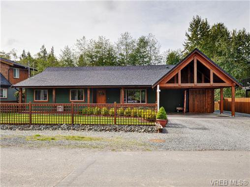 Main Photo: 1864 Tominny Rd in SOOKE: Sk Whiffin Spit House for sale (Sooke)  : MLS®# 712217