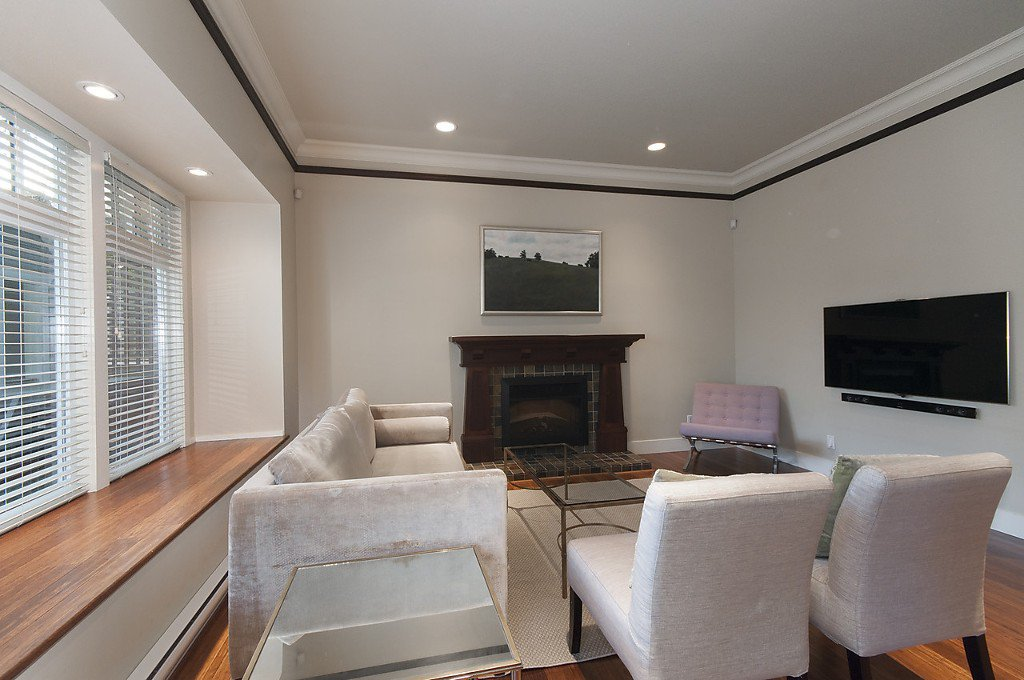 Photo 6: Photos: 3535 W 5TH Avenue in Vancouver: Kitsilano House 1/2 Duplex for sale (Vancouver West)  : MLS®# R2001712