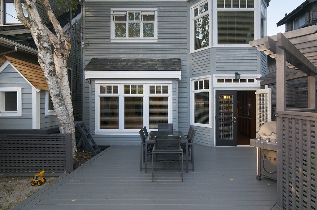 Photo 3: Photos: 3535 W 5TH Avenue in Vancouver: Kitsilano House 1/2 Duplex for sale (Vancouver West)  : MLS®# R2001712