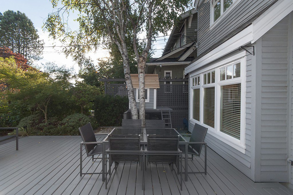 Photo 25: Photos: 3535 W 5TH Avenue in Vancouver: Kitsilano House 1/2 Duplex for sale (Vancouver West)  : MLS®# R2001712